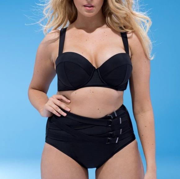 Swimsuits For All Other - *SUMMER SALE* GabiFresh 18D/DD 20 bottoms bikini